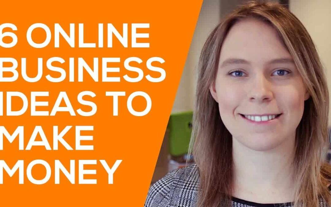 6 Online Business Ideas to Make Money – Create an Online Small Business! (w/ Mark Ling)